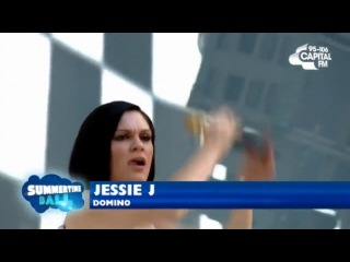 Jessie J - Domino (Capital Summertime Ball 2014)  HD 21 06 2014