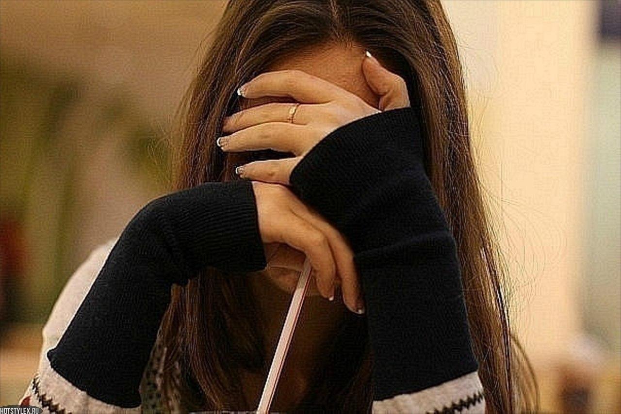 Девушка без лица 20 фотография