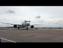 Встреча первого Boeing 777-300ER авиакомпании Azur Air