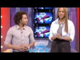 Corbin Bleu Visits The Tyra Banks Show