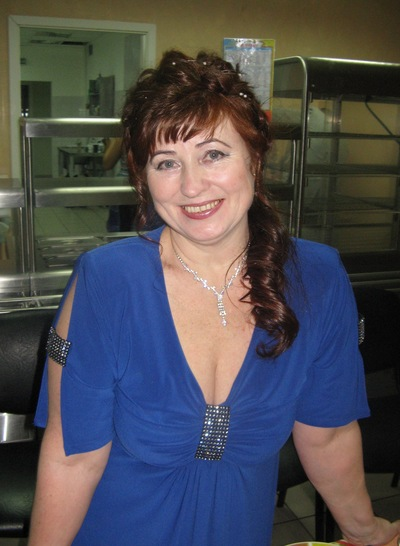Мария Гудырева, 24 января 1961, Белгород, id202102900