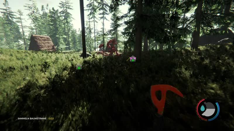 The Forest новый мутант с обновлением 1.10