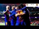 Season 2017/2018. Sevilla FC - FC Barcelona - 0:5