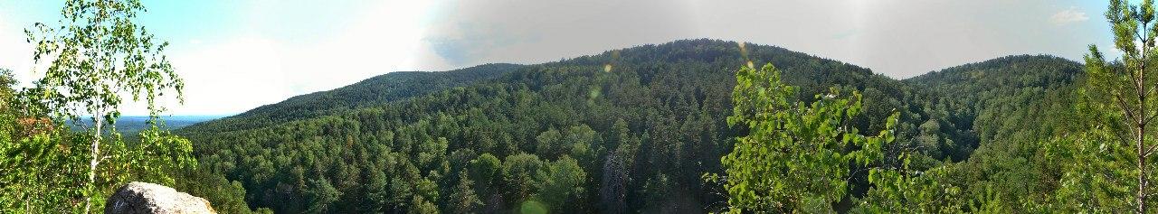 Панорама сСоколинки