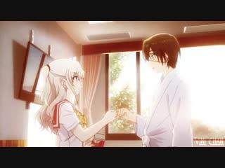 Нао и Ю - Покажи мне место [Грустный аниме клип про любовь] Charlotte _ ШАРЛОТТА