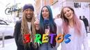 Sweet California Retos por la calle Vlog