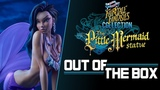 Out of the Box The Little Mermaid Statue  Store Exclusive