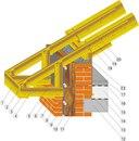 чертеж стропильной системы - Всемирная схемотехника.