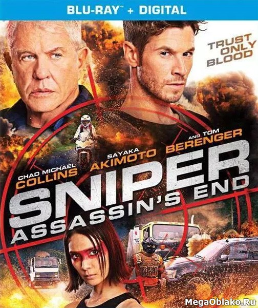 Снайпер: Финал убийцы / Sniper: Assassin's End (2020/BDRip/HDRip)