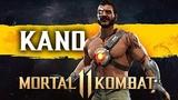 KANO GAMEPLAY MORTAL KOMBAT 11!