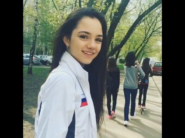 Женя Медведева в Periscope 03 05 2016 Zhenya Medvedeva on the Periscope