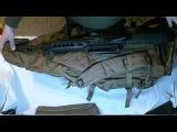 Обзор рюкзака для переноски снаряжения оружия