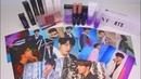 BTS 화장품 사고 포토카드 받았어요 feat 네이처컬렉션 BTS photo cards and cosmetics are so beautiful