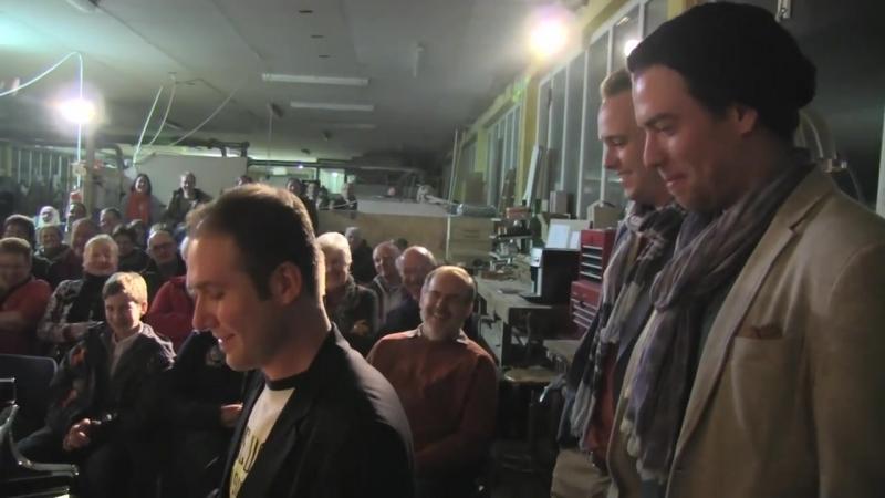 Piano-Boogie-Medley, Stefan Ulbricht, Chris Conz, u.a