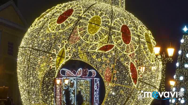 С Рождеством, Пермь !