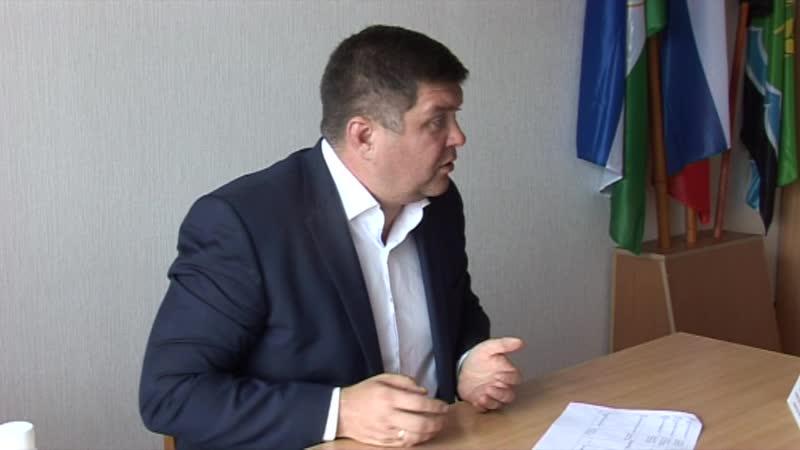 В Дюртюлях с рабочим визитом побывал и.о. заместителя премьер-министра правительства РБ – министра ЖКХ Борис Беляев