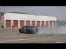 LOUD Chrysler 300C SRT8 Doing HUGE Burnouts and Donuts!.mp4
