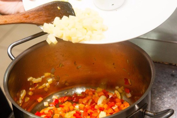 Суп минестроне классический рецепт с фото пошагово