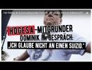 "Fall Flubber ►HoGeSa-Mitgründer Dominik ""Ich glaube nicht an Selbstmord!"" Interview"