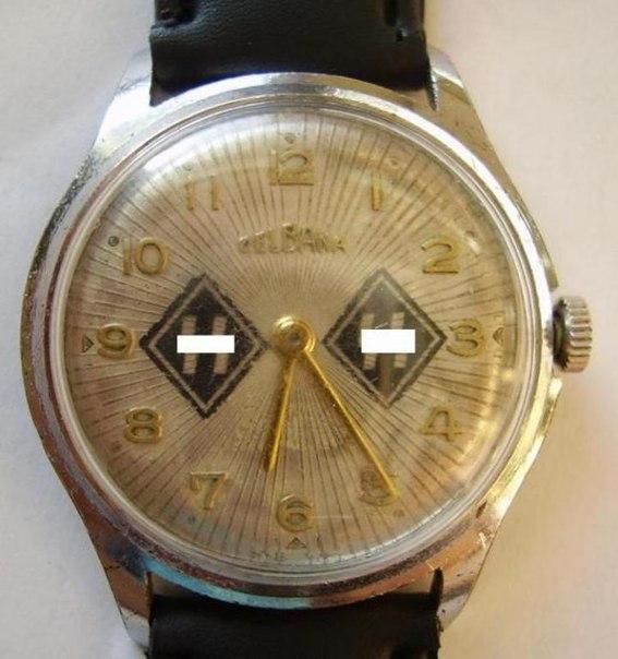 немецкие часы