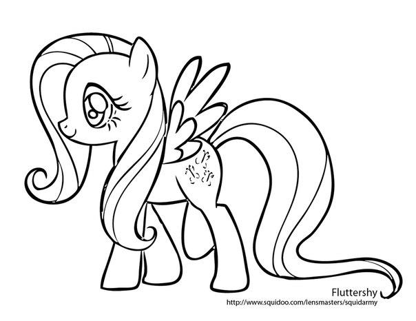 Игры пони раскраски малитал пони