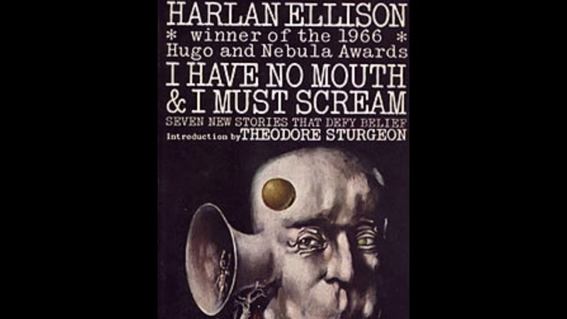 I Have No Mouth and I Must Scream by Harlan Ellison (audiobook)