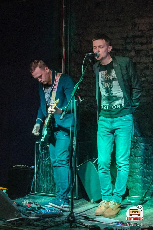 Корней в Wunder Bar 19 января: репортаж, фото Роман Головчин