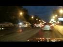 москва лето 2018 ленинградка мотоциклист между рядов и две иномарки
