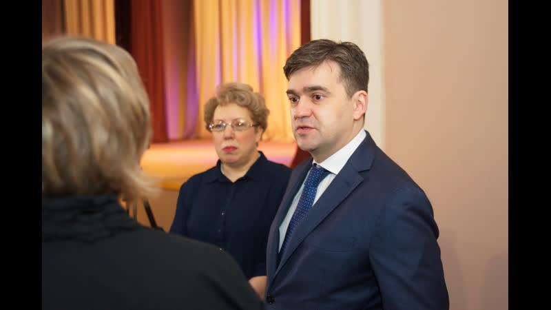 Станислав Воскресенский в Ивановской области продолжим поддерживать дома культуры в малых городах