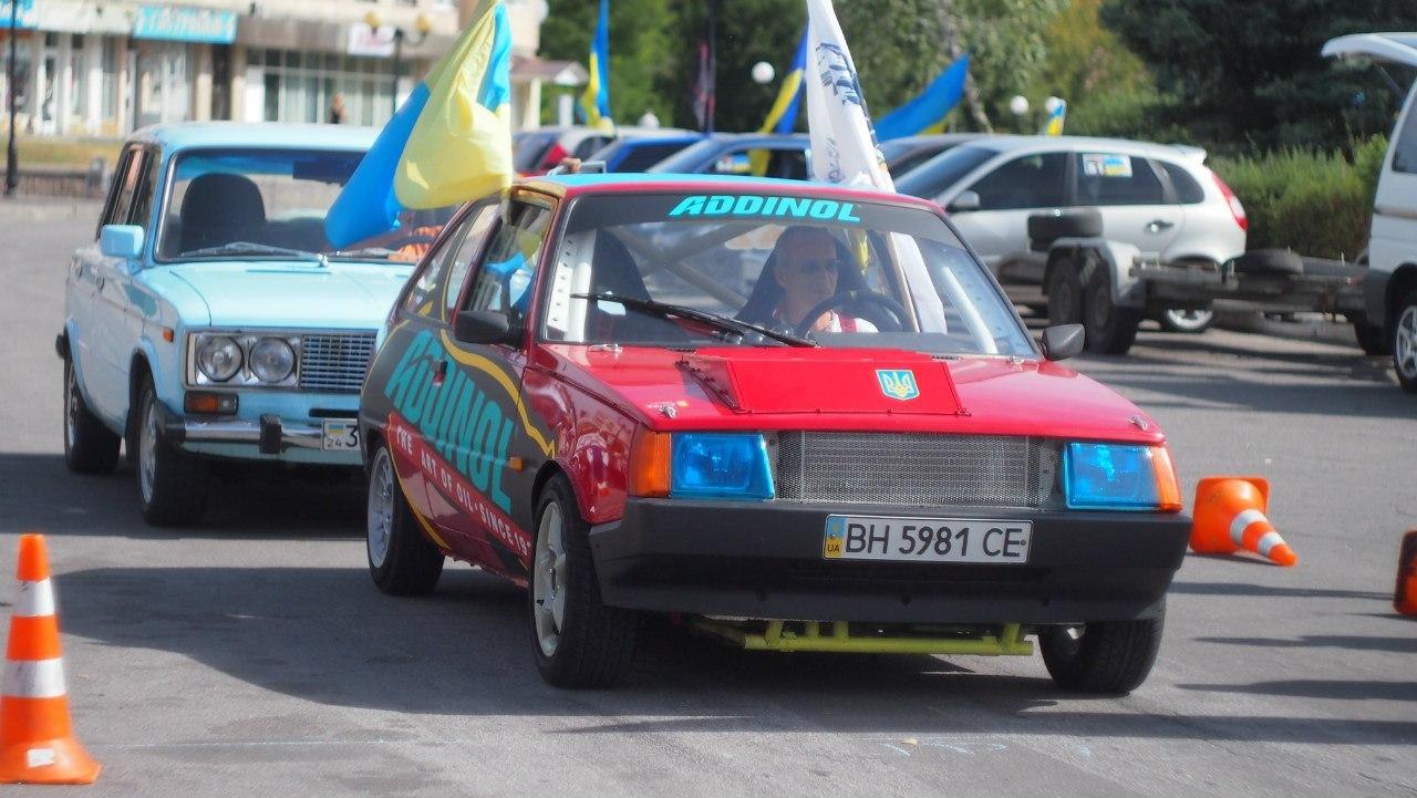 м. Канів 24.08. фото Ілля Труфанов