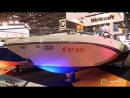 2018 Glastron GTS 229 Motor Boat - Walkaround - 2018 Boot Dusseldorf Boat Show