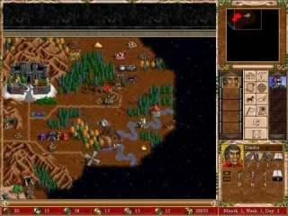 The Succession Wars Mod for Heroes of Might and Magic III - beta gameplay