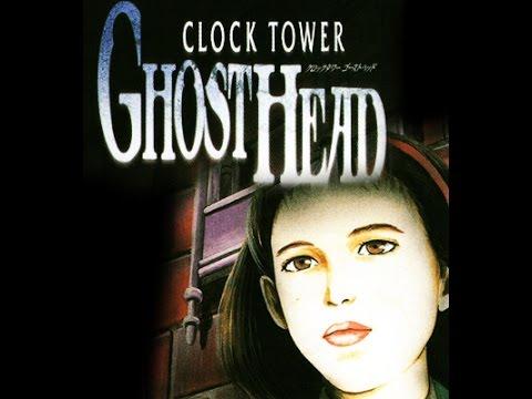 Проблема в статуе (Clock Tower Ghost Head) Серия 3 Ранг I