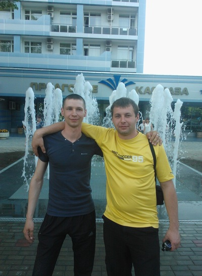 Евгений Посохов, 24 декабря , Горячий Ключ, id209306187