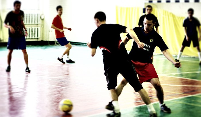 любительский мини футбол в москве