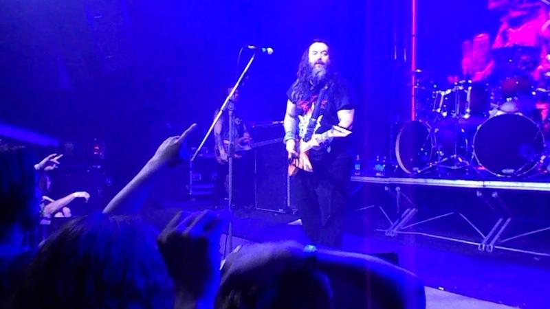 Max Iggor Cavalera - Roots Bloody Roots. Live in Khabarovsk. Velicano club 24.09.2018