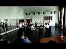 Азербайджанский танец Яллы - Хотничук Даша