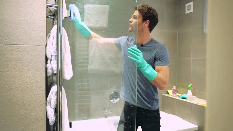 Cleanspiration How to clean your shower screen