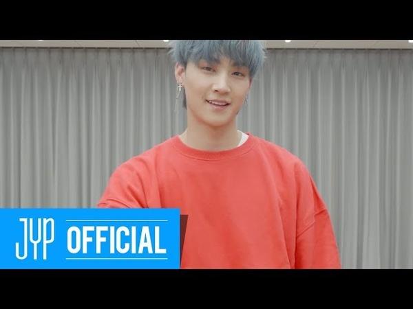 GOT7 Lullaby Dance Practice (Boyfriend Ver.)