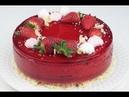 Tort urodzinowy z galaretką i truskawkami 🍓🍓