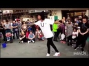 Les Twins | freestyle at street in London - piccadillycircus 13.08.2018