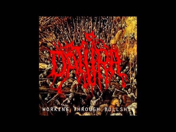 DATURA Working Through Bullshit EP 2013