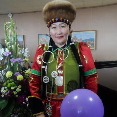 Людмила Бадмаева, 24 июня 1997, Хабаровск, id220791579