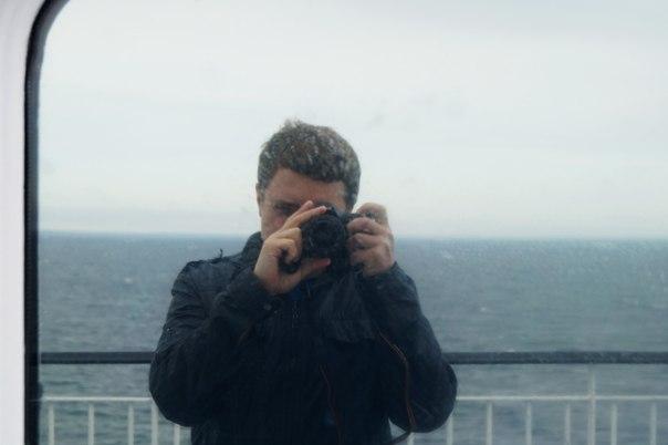 Селфи на корабле