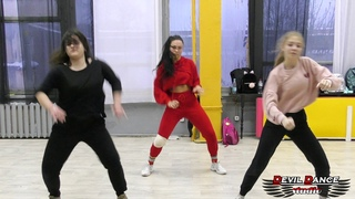 Tinashe - Throw a fit / Choreo by Sasha Rusetskaya and Katya Cheklueva / DDS Workshops