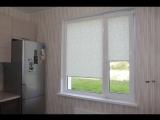 Рулонные шторы ткань Бамбук Новый Петергоф Парковая 14к3
