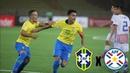 Reinier vs Paraguai (ACABOU COM O JOGO!) Brasil x Paraguai (22/03/2019)
