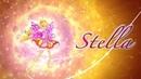 Winx Club Season 7 Stella Butterflix Spells English