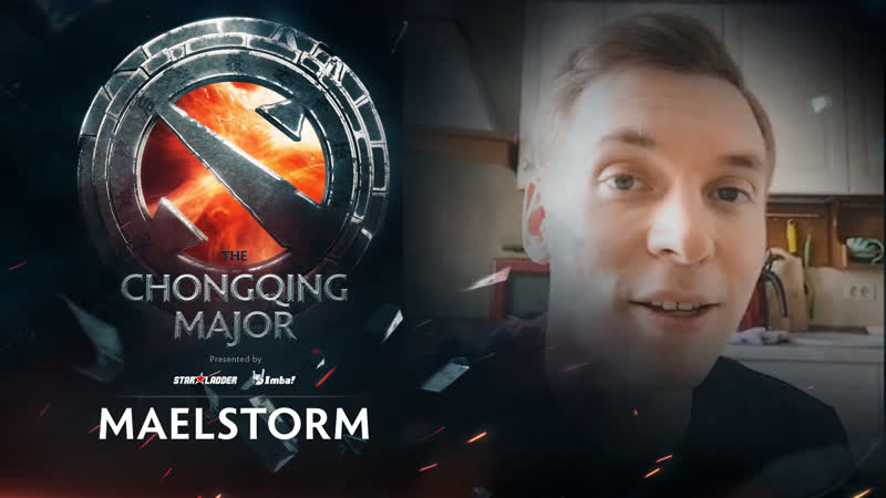 Смотри The Chongqing Major с Maelstorm!