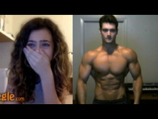 Aesthetics on Chatroulette and Omegle Original (Girls' Reactions)